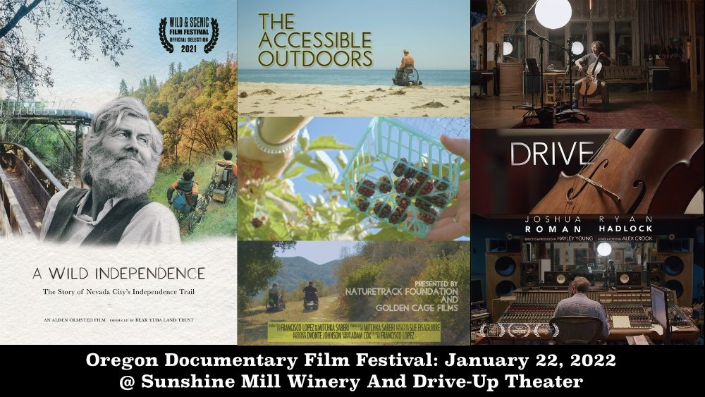 Oregon Documentary Film Festival Event Tickets