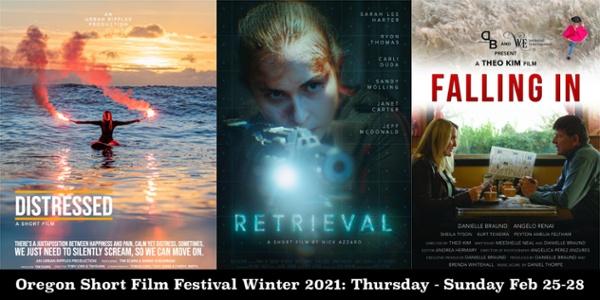 Oregon Short Film Festival Winter 2021