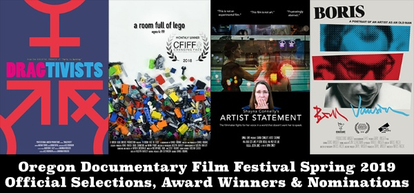 Oregon Documentary Film Festival 2019 Event Recap