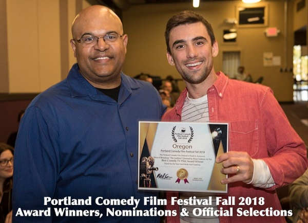 Portland Comedy Film Festival Fall 2018 Event