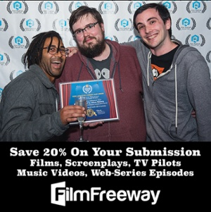 Save 20 percent On FilmFreeway Submissions