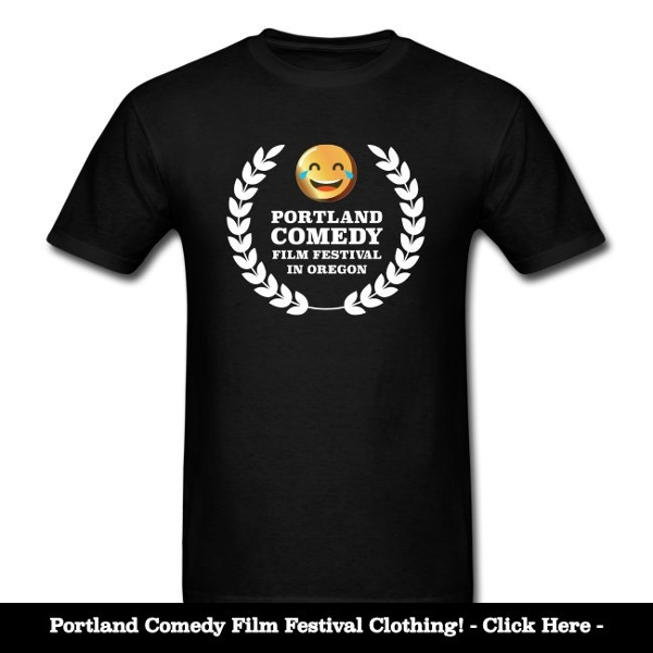 Portland Comedy Film Festival Clothing