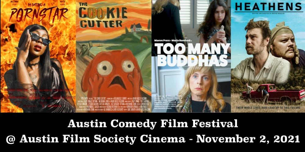 Austin Comedy Film Festival Fall 2021