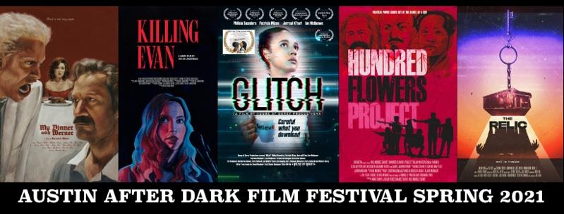 Austin After Dark Film Festival Spring 2021 Event