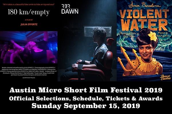 Austin Micro Short Film Festival 2019 Event