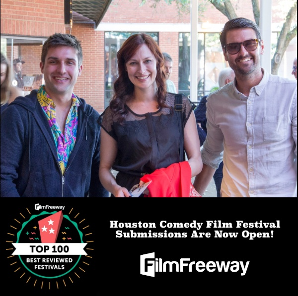 Houston Comedy Film Festival FilmFreeway Top 100