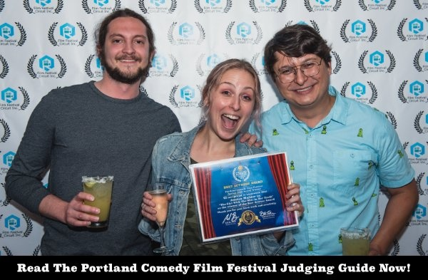 Portland Comedy Film Festival Judging Guide