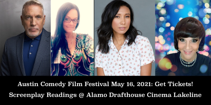 Austin Comedy Film Festival Screenplay Readings