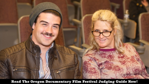 Oregon Documentary Film Festival Judging Guide
