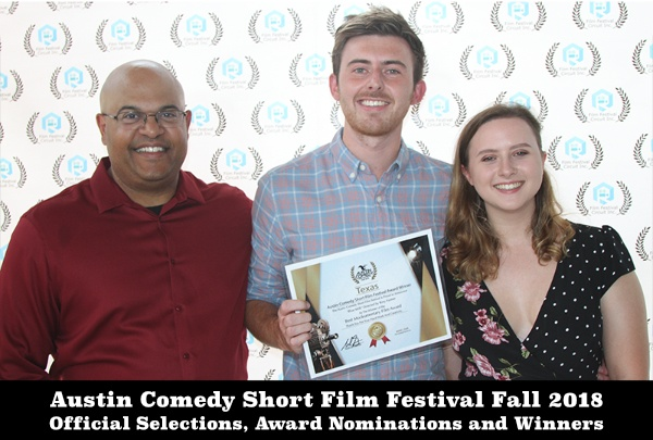 Austin Comedy Short Film Festival Fall 2018