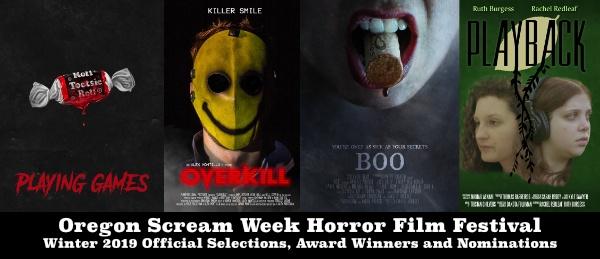 Oregon Scream Week Winter 2019