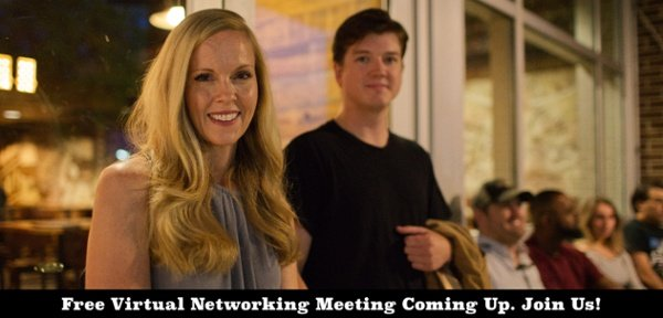 Free virtual networking meeting for screenwriters and filmmakers