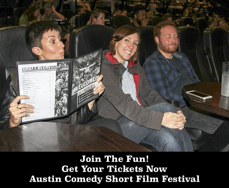 Austin Comedy Short Film Festival Event Tickets