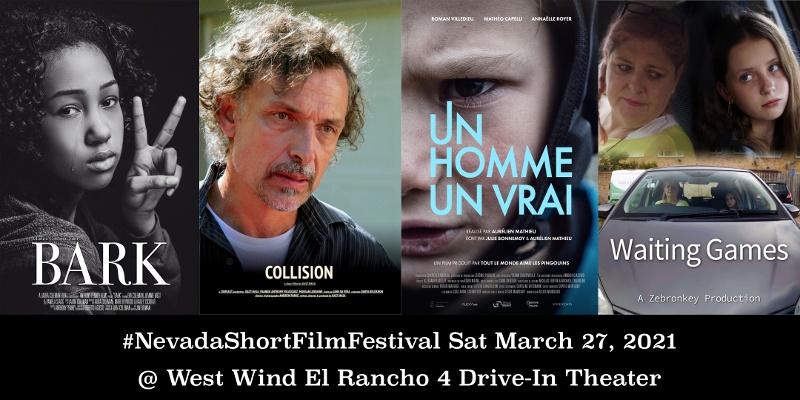 Nevada Short Film Festival Tickets