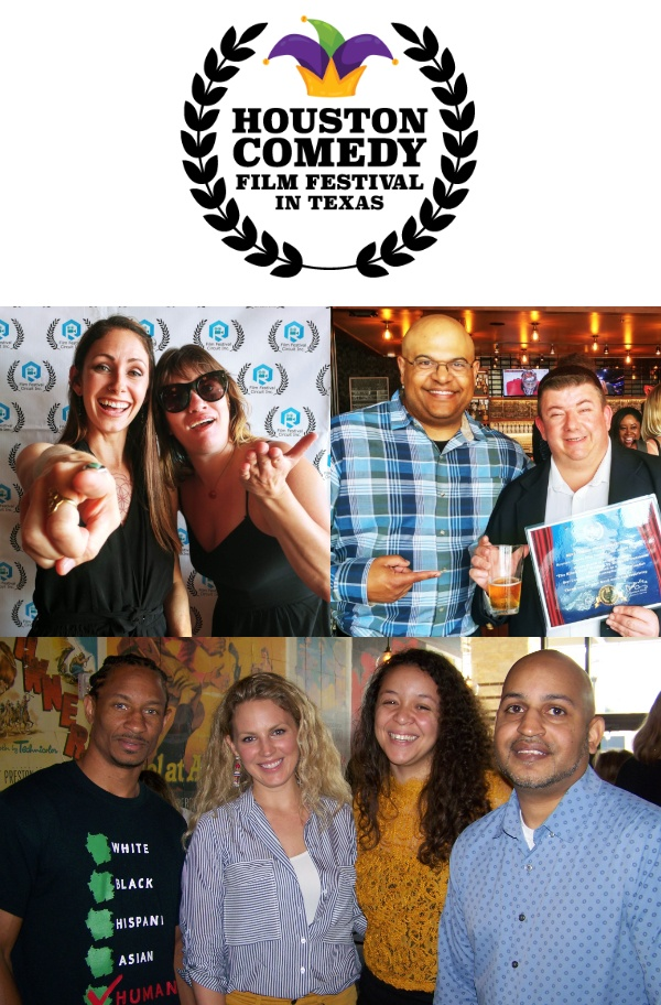 Houston Comedy Film Festival Official Website