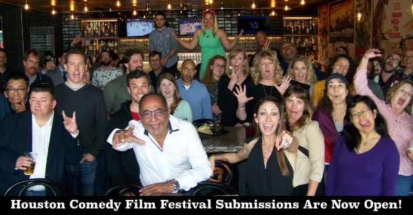Houston Comedy Film Festival Website