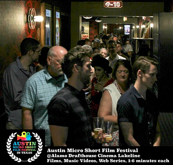 Austin Micro Short Film Festival Website