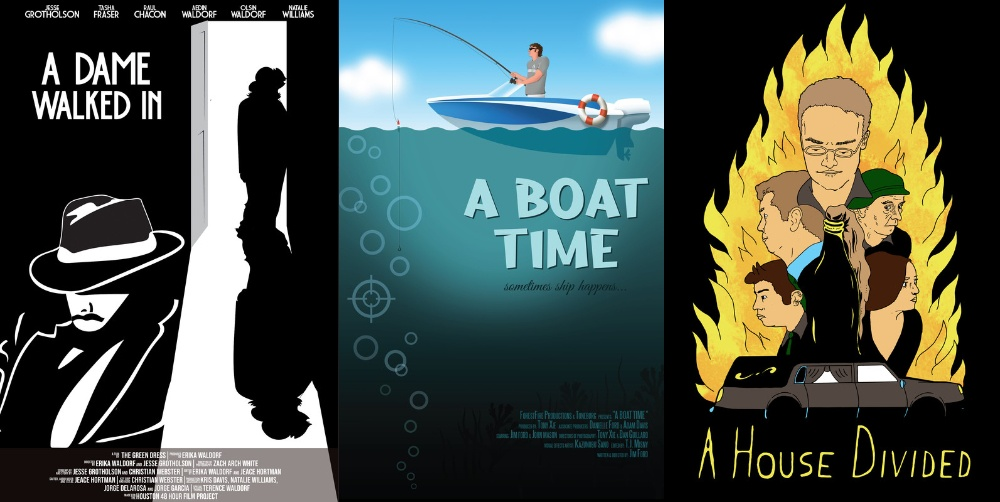 Houston Comedy Film Festival Event Tickets