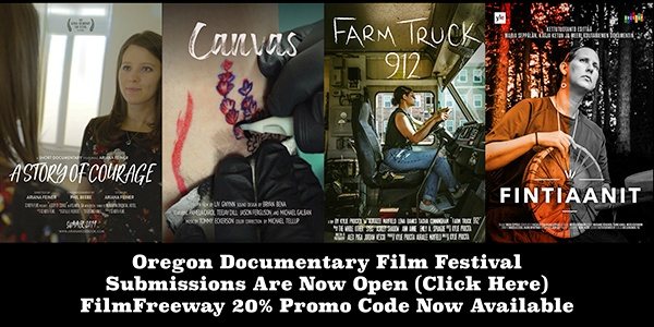 Oregon Documentary Film Festival Promo Code