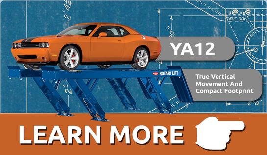 Rotary Lift Y-Lift - YA12