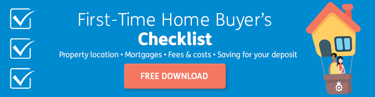 First Time Home Buyers Checklist Download