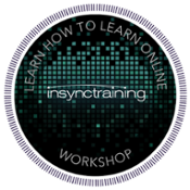 Learn How to Learn Online workshop badge icon