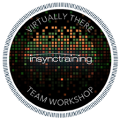 Virtually There Team Workshop badge