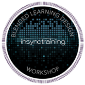 Blended Learning instructional design workshop badge