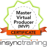 Master Virtual Producer (MVP) Certificate