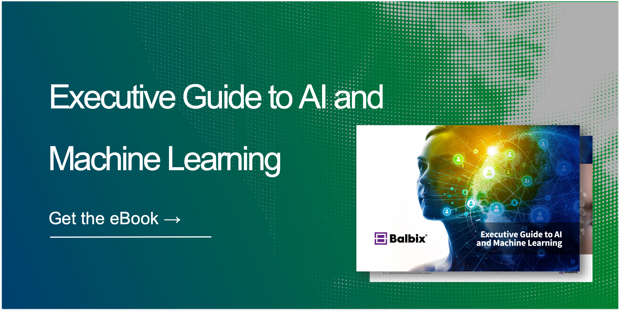 Executive guide to AI and Machine Learning