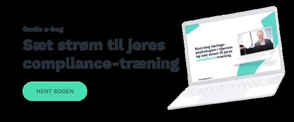 Sæt strøm til jeres compliance-træning - hent e-bog