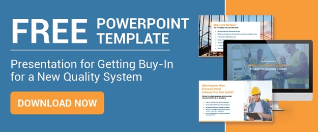 Free Quality Management Sample Powerpoint