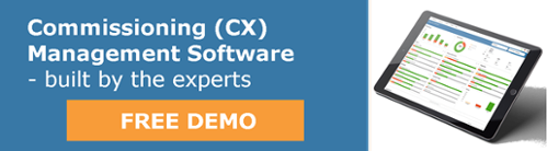 Commissioning CX Software