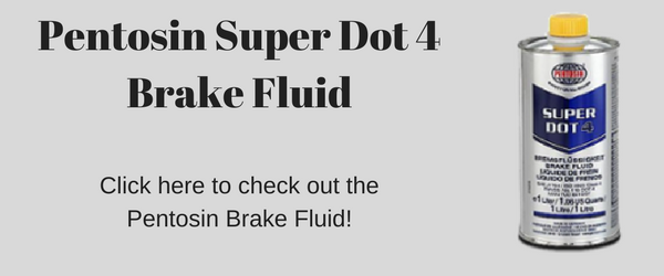 Pentosin Super Dot 4 brake fluid