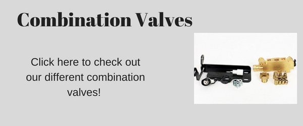 classic car combination valve