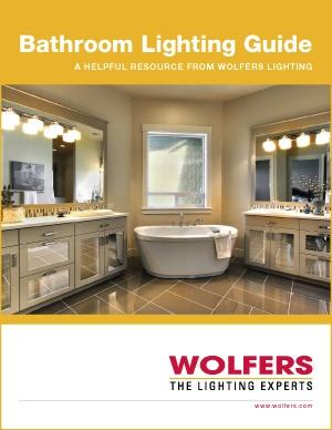 Download our Bathroom Lighting Guide Today