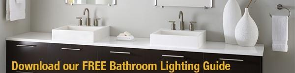 Download our FREE LED Bathroom Lighting Guide!