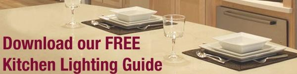 Download our FREE Kitchen Lighting Guide