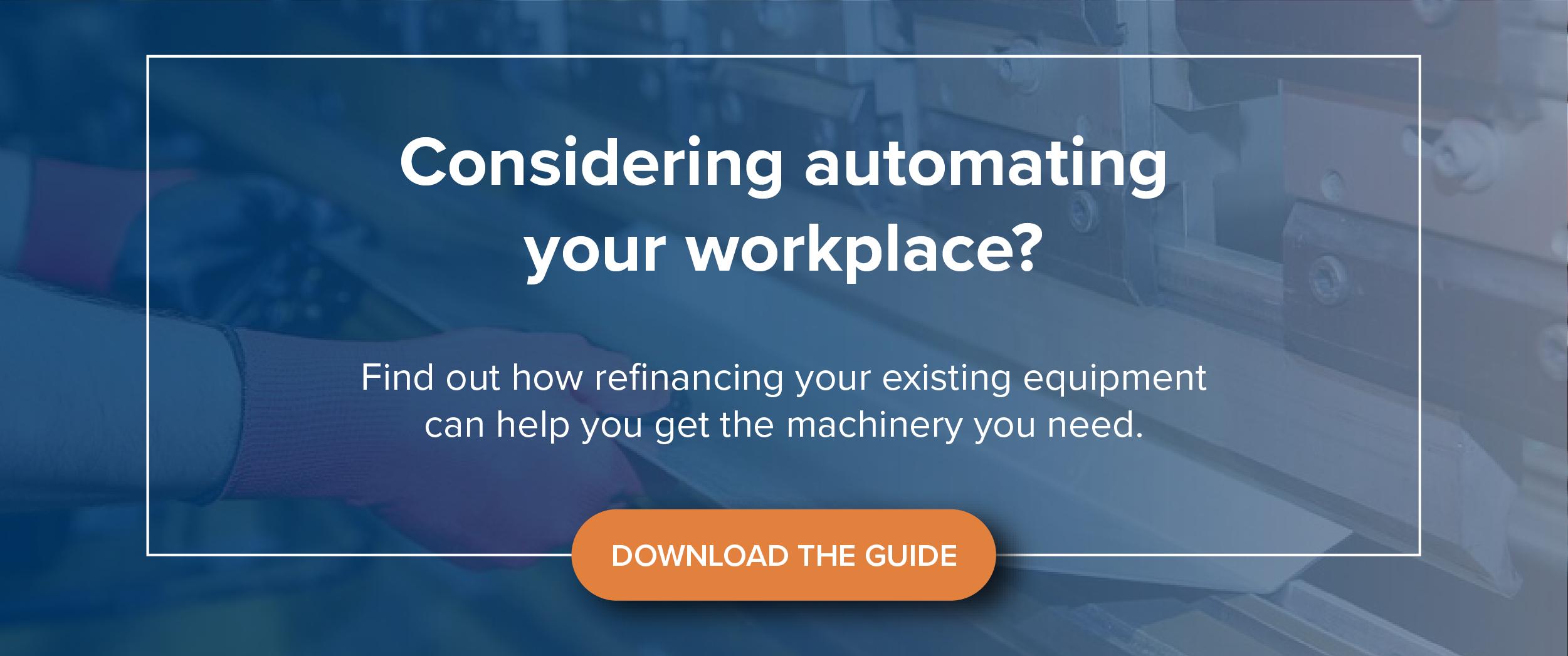 Equipment Financing Guide