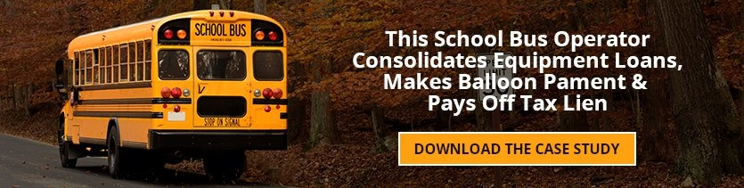 School Bus Financing and Debt Consolidation Case study download