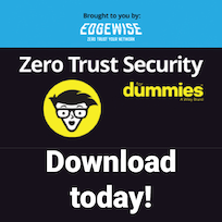 Zero Trust Security for Dummies