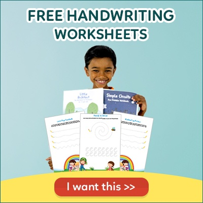Free worksheets to improve hand strength and fine motor skills