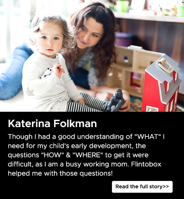 Flintobox Success Story - Katerina Folkman