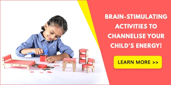 Channelise your child's energy with these activities!