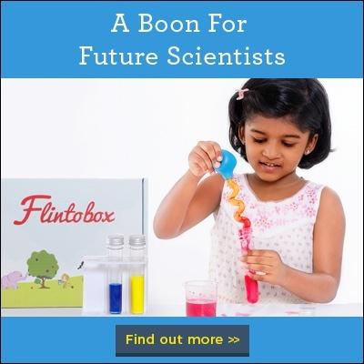 Flintobox for future scientists
