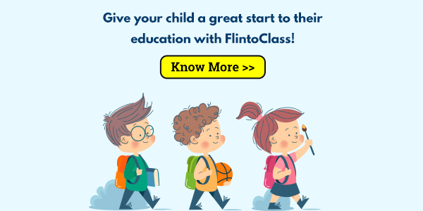Enroll your child in a FlintoClass Preschool today!