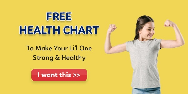 Free healthy eating chart for kids