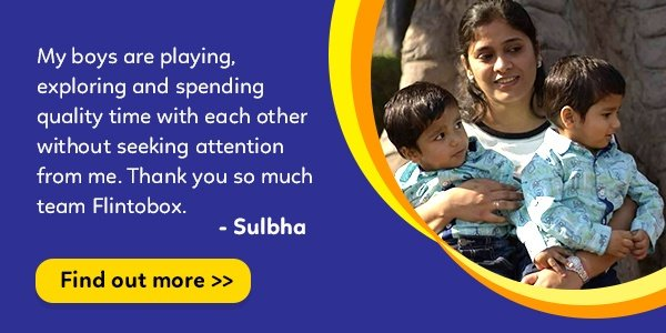How Sulbha kept her kids engaged at home