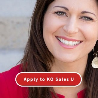 Apply to KO sales U