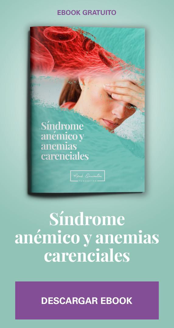Síndrome anémico y anemias carenciales